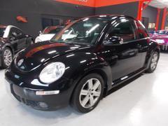 VW ニュービートルLZ 黒革シート シートヒーター サンルーフ 16インチAW
