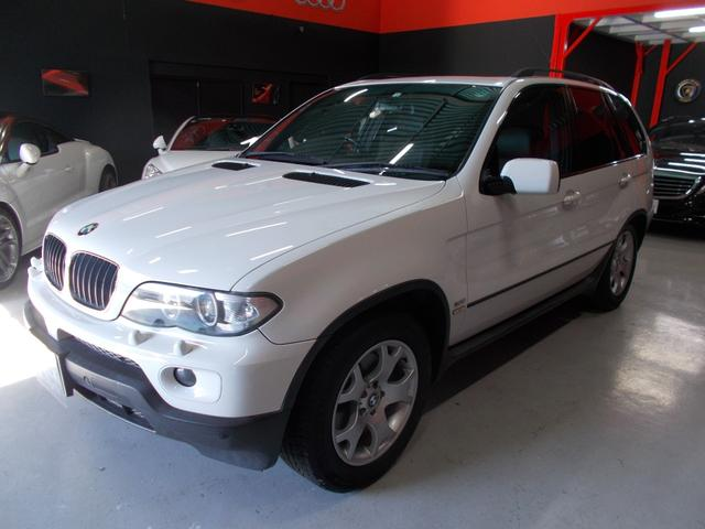BMW 3.0i キセノン 黒革 サンルーフ 18インチ ミシュラン
