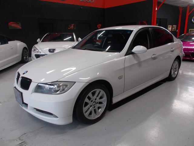 BMW 320i キセノン インダッシュHDDナビ ディーラー整備車