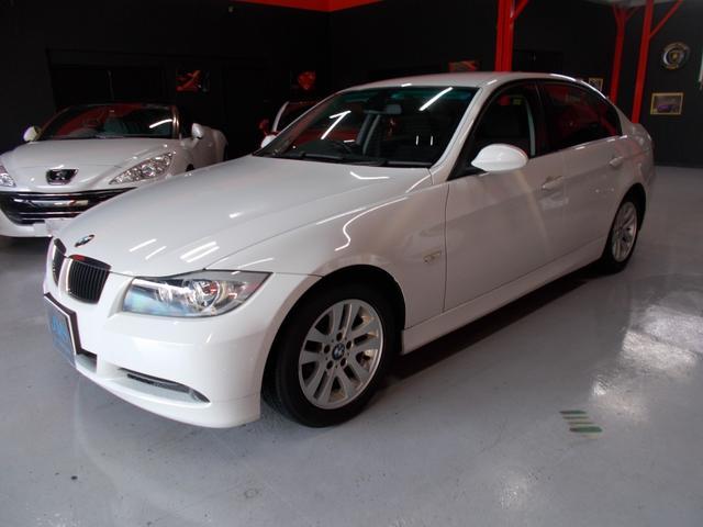 BMW 320i キセノン 社外ナビ プッシュスタート D整備車両