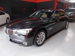 BMW740i キャメル革 地デジBカメラ キセノン D整備車両