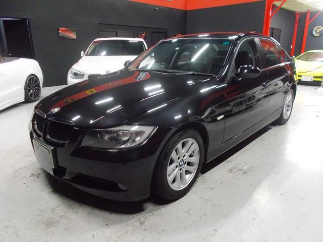 BMW 320i キセノンライト プッシュスタート アルミ