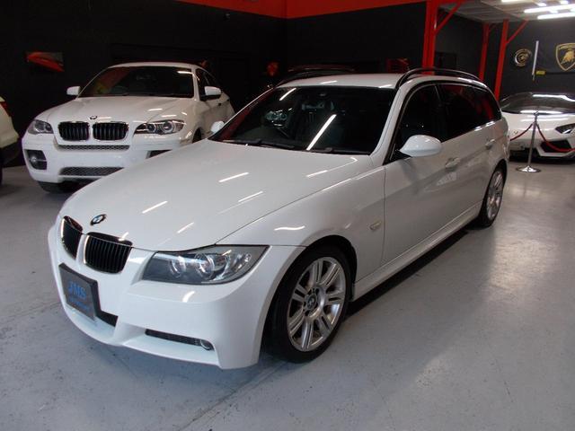 BMW 320iツーリング Mスポーツ キセノン ナビ地デジ アルミ