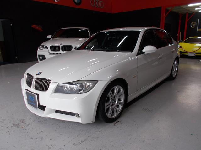 BMW 323i Mスポーツ6気筒エンジン キセノン SDナビ地デジ