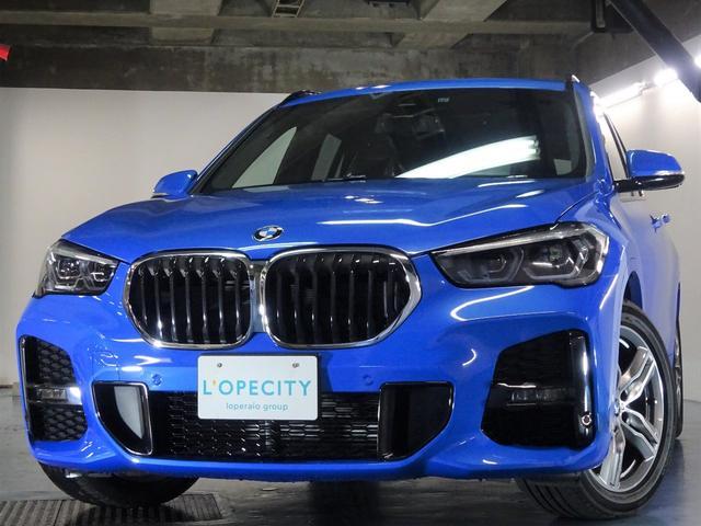 BMW X1 sDrive 18i Mスポーツ ハイラインパック