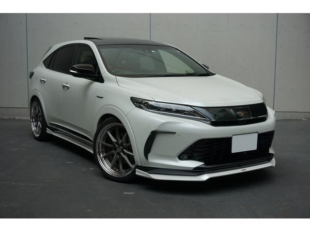 トヨタ プレミアム メタル&レザー ARTISAN新車コンプリート