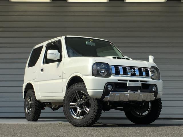 スズキ クロスアドベンチャー 4WD