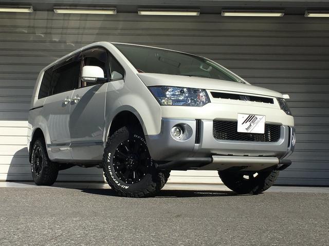 三菱 G パワーパッケージ 4WD リフトアップ 1年保証付