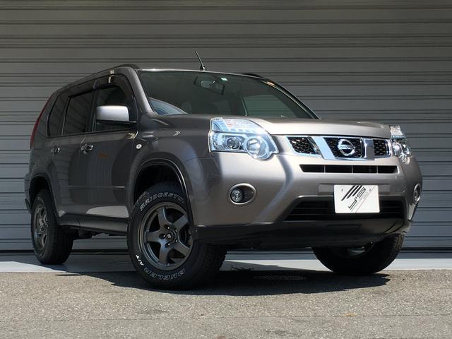 日産 20X 4WD リフトアップ 1年保証付