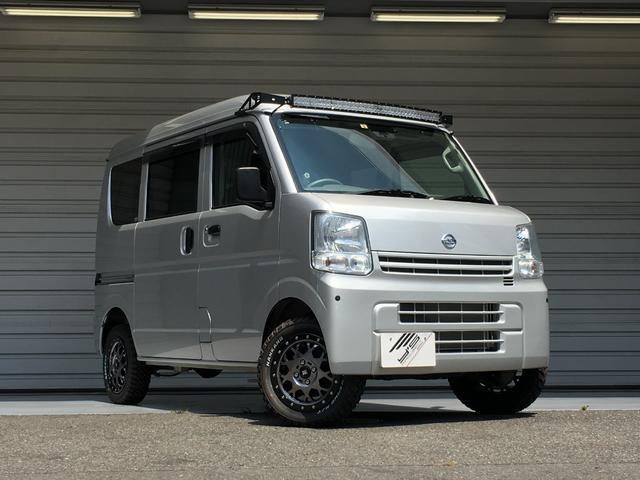 日産 DX GLエマージェンシーブレーキパッケージ 4WD