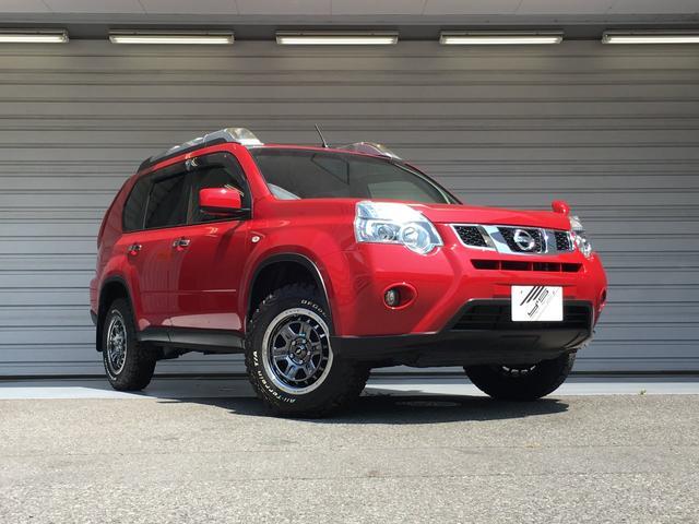 日産 20Xtt 4WD リフトアップ 1年保証付
