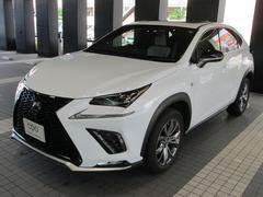 NXNX300 Fスポーツ サンルーフ 認定中古車CPO