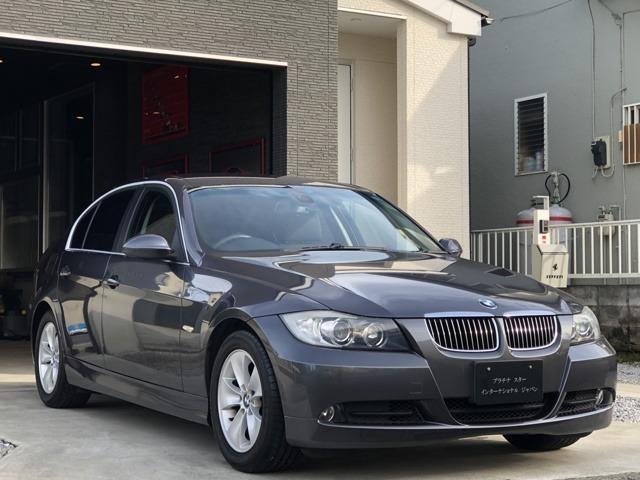 BMW 323i ハイラインパッケージ ETC・本革・パワーシート