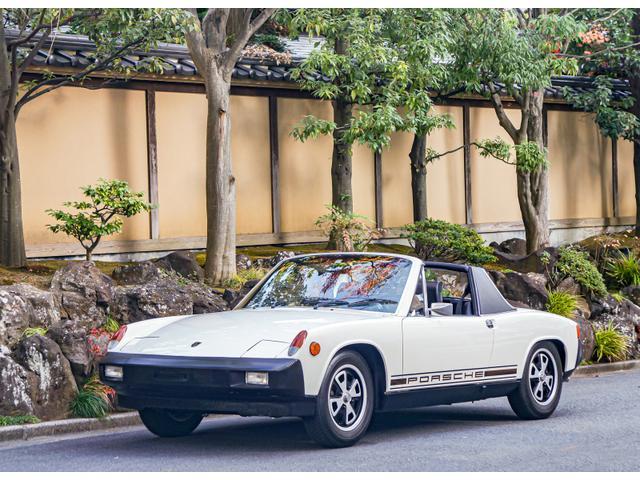 ポルシェ 914 914 ディーラー車 左ハンドル タルガトップ 5MT
