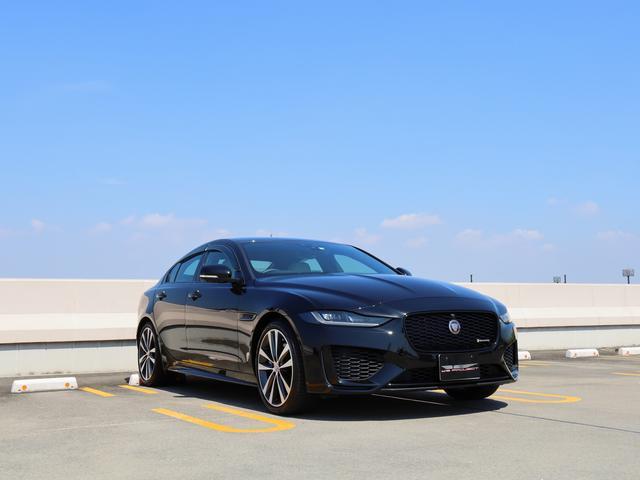 XE(ジャガー)XE R−ダイナミックS ドライブパック パークパック ブラックエクステリアパック 16ウェイパワーフロントシート(ヒーター&クーラー) 360°サラウンドカメラ 中古車画像