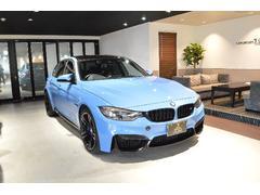 BMWM3 Mサスペンション19インチAW メリノブラックレザー