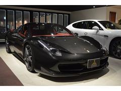 フェラーリ 458スパイダーF1