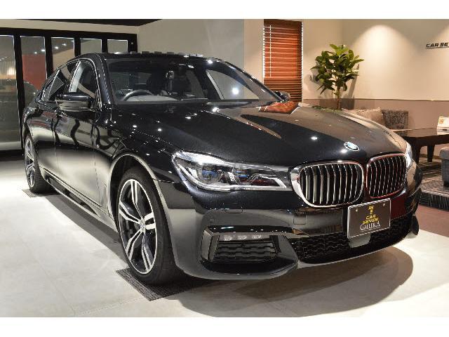 BMW 740d xDrive Mスポーツ
