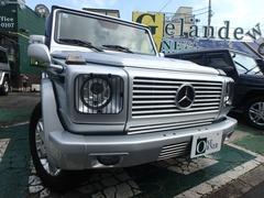 M・ベンツG500 ロング ディーラー