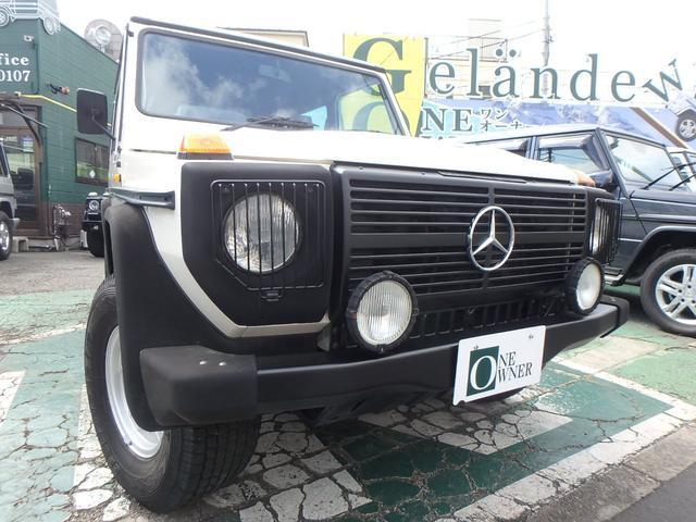 「メルセデスベンツ」「ゲレンデヴァーゲン」「SUV・クロカン」「東京都」の中古車