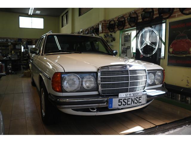 メルセデス・ベンツ 280TE* W123*デイーゼル積替車両
