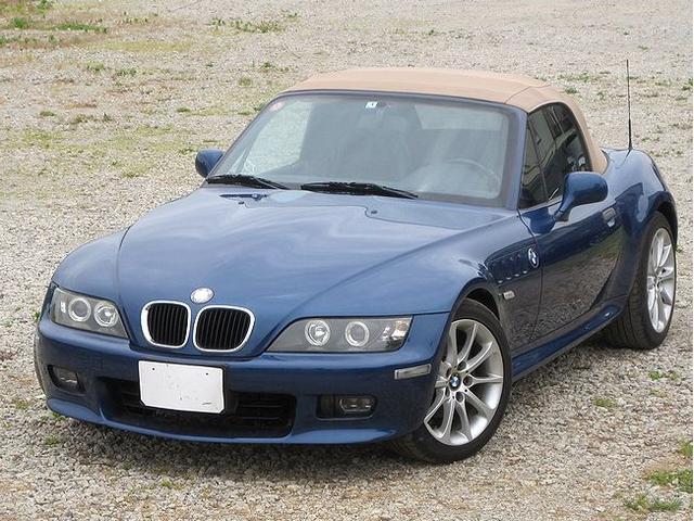 BMW 2.2i 5MT ディーラー車 レザーシート 外ステアリング