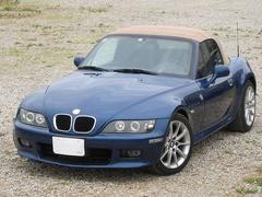 BMW Z3ロードスター2.2i 5MT ディーラー車 レザーシート 外ステアリング