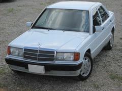 M・ベンツ190E 4AT ファイナルモデル ETC ABS AW