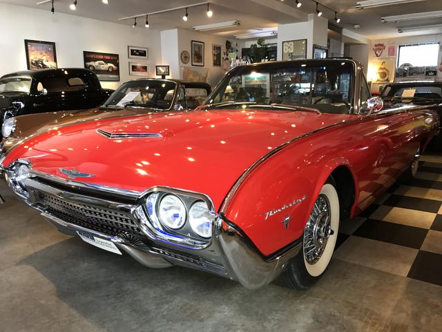 Photo of FORD THUNDERBIRD CONVERTIBLE / used FORD