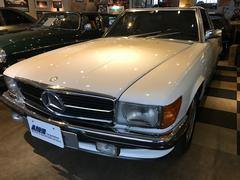 M・ベンツD車 最終モデル 幌張替済み ファブリックコンビシート
