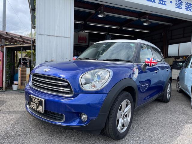 「MINI」「MINI」「SUV・クロカン」「千葉県」の中古車