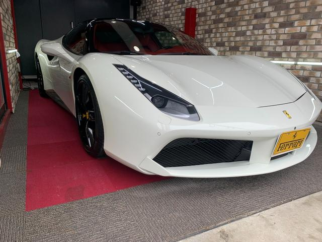 Photo of FERRARI 488 GTB BASE GRADE / used FERRARI