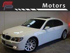 BMW740i コンフォートPKG サンルーフ OP19AW 黒革
