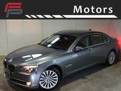 BMW740LiコンフォートプラスPKG禁煙OP19AW本革地デジ