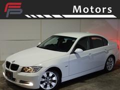 BMW335i ワンオーナー禁煙HDDナビ黒本革ディーラー整備車両