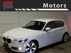 BMW116i スポーツ 禁煙 HDDナビ地デジ ディーラー整備