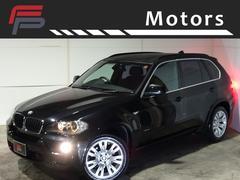 BMW X53.0Mスポ−ツPKGワンオーナー禁煙HDD黒革7人乗り