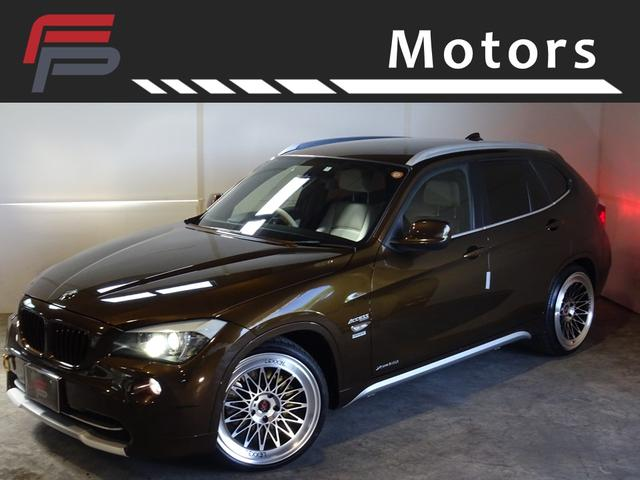 BMW xDrive25iハイライン禁煙Mパフォーマンス新品20AW