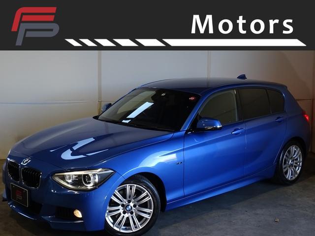 BMW 116i Mスポーツ 禁煙 純正HDDナビ ディーラー整備