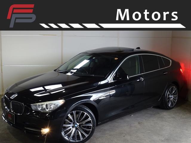 BMW 5シリーズ 535iGT 禁煙サンルーフ本革ナビ地デジ新品鍛造20AW
