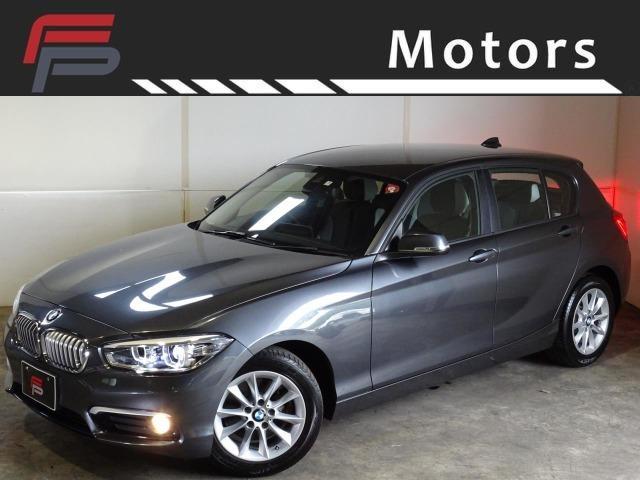BMW 118i スタイル ワンオーナー禁煙 インテリジェントS