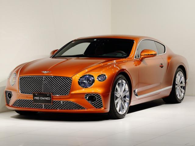 ベントレー New GT