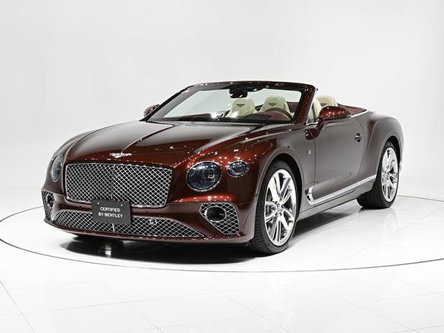 コンチネンタルGT(ベントレー)GTコンバーチブル 中古車画像