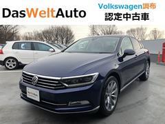 VW パサートTSIハイライン 登録済未使用車
