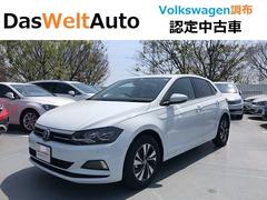 VW ポロTSIコンフォートライン セーフティ テクノロジーPKG