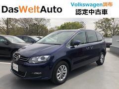 VW シャランTSI コンフォートライン セーフティPKG フリップダウン