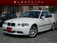 BMW316ti MスポーツPKG 純正17AW アルカンターラ
