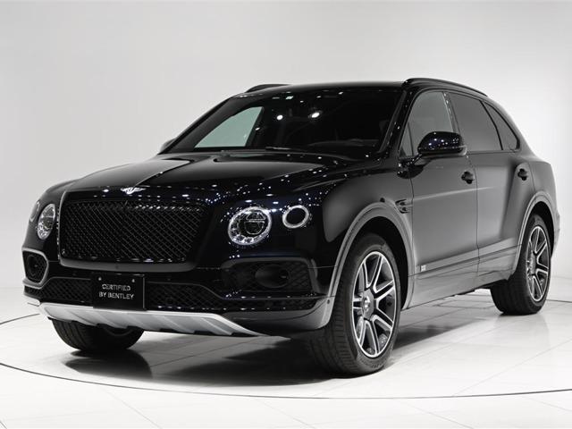 ベントレー ベンテイガ CORNES COLLECTION 大阪認定中古車 V8 4WD