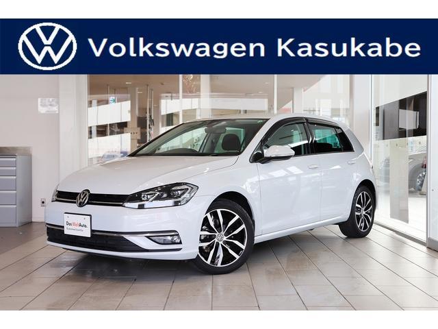 「フォルクスワーゲン」「ゴルフ」「コンパクトカー」「埼玉県」「Volkswagen春日部」の中古車