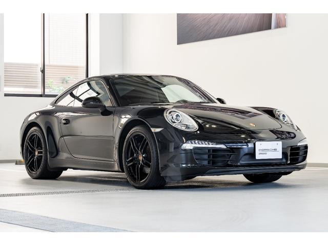 ポルシェ 911カレラ シートヒーター(フロント) 助手席ラゲッジネット スモーカーパッケージ 電動可倒式ドアミラー フロアマット スポーツデザインステアリングホイール プライバシーガラス